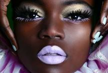 Paars/Purple make up https://aestheticgeek.com/ / Paars/Purple make up Pinterest: aestheticgeek or contactgeek  https://aestheticgeek.com/