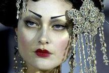 Anisa Gizela´s Geisha Make up / Anisa Gizela´s Geisha Make up