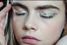 Anisa Gizela´s Glitter Make up / Anisa Gizela´s Glitter Make up