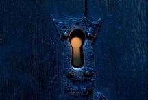 Door knockers and handles