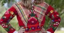 Anisa Gizela Style Traditional Scandinavian Fashion / Anisa Gizela Style Traditional Scandinavian Fashion