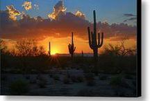 Arizona Sunrises/Sunsets