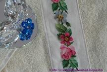 Cross Stitch / Floral Fiesta