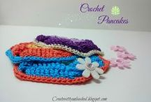 Crochet Squares & other motifs