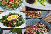 Food / Yummy and/or healthy foods.  / by Kristen McDonald