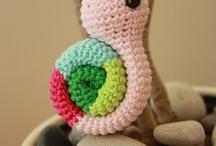 Crochet amigurumi / Cute crochet amigurumi