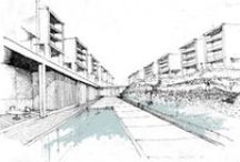 Presentation Ideas / Architectural Sketches, Models, Ideas