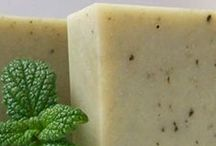 Soap making...Bath Salts...ahh / Soap, bath salts, how to / by george andrews
