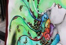 Hysteria Nath Art / My art