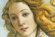 L'arte e la bellezza negli occhi / Pittori e artisti di tutte le epoche hanno cercato nelle loro opere di esaltare la bellezza femminile e di fissare gli stati d'animo attraverso le varie espressioni dello sguardo...la bellezza degli occhi comunica la bellezza del cuore