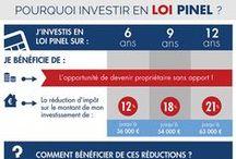 LOI PINEL / Pinel : le nouveau dispositif fiscal qui vous permet de réduire vos impôts en bénéficiant des avantages d'un investissement locatif. http://www.la-loi-pinel.com/