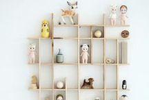 kids room // Kinderzimmer / Kinderzimmer gemütlich, modern, entspannt und fröhlich einrichten - Die schönsten Kinderzimmer-Deko-Ideen