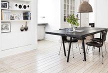 dining room // Esszimmer