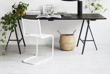 home office // Arbeitszimmer
