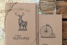 Brown Kraft Stationery / Celebrating brown kraft stationery - we specialise in 100% recycled kraft stationery. We love the rustic wedding look and eco friendly wedding stationery. Take a look at our whole collection for ideas and wedding inspiration.