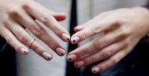 short nail art .