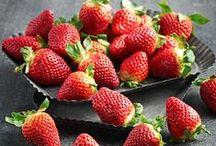 Les bonnes Fraises / Être Producteur-Commerçant c'est pouvoir vous proposer de bonnes fraises avec notre marque Mon Marché Plaisir pour le retour des beaux jours !