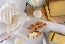 Pâturages : par amour du lait / Dans notre laiterie de Saint-Père-en Retz, nous produisons nous-mêmes les produits de notre marque Pâturages avec du bon lait fourni par nos 500 producteurs partenaires.