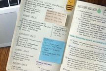 Planners, jurnals, etc.