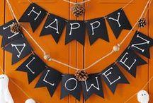 Halloween ! / Toutes nos idées et nos recettes pour frissonner de plaisir en fêtant Halloween.