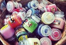 Yankee candles ❤️✨