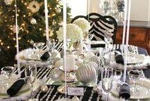 Les bonnes fêtes de fin d'année ! / Découvrez toutes nos recettes et nos idées pour célébrer Noël et la nouvelle année !