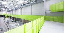 Automated Warehouse - Fili d'erba