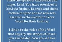 Prayers for Healing / prayers for healing of sick bodies & minds, & prayer for comfort in illness.These healing prayers absorb your spirituality taking you to the pathways of optimism and good things.