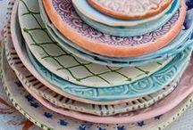 Porzellan und Keramik zum Träumen / Zauberhafte Dinge aus Keramik und Porzellan. Figuren, Vasen, Teller, Tassen, Windspiel, Dekoration, Decor
