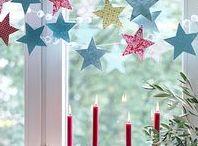 Wunderschöne Weihnachten / Alles was zu einem märchaften wunderbaren Weihnachtsfest gehört. Dekoration, Weihnachten, Nikolaus, Christkind, Tannenbaum, Weihnachtsbaum, Engel, Sterne, Kugeln, Baumschmuck, Lichter,