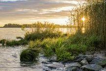 Verträumte Orte / Unsere Mutter Erde ist schon ein wunderschöner Ort. Meer, Wald, Steine, Riffe, Felsen, Blumen, Wiesen, Himmel, Wolken, Sonnenuntergang, Landschaft, Berge, Bäume, traumhafte Orte in der Natur, Häuser, Schlösser, burgen