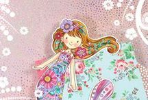Wildblume - DIY, Basteln, Malen & Freebies / Märchenhafte Bastelideen, DIY, Freebies und vieles mehr rund ums Thema Einhörner, Nixen, Meerjungfrauen, Elfen und Feen!