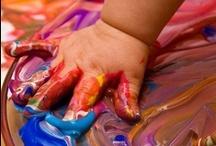 Creare / Libero sfogo alla fantasia e mani in movimento per creare e riciclare oggetti, giochi e opere creattive! / by iDO Abbigliamento Bambini