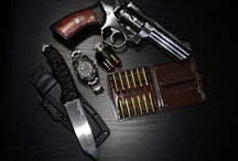 Guns/Knives / by brad Moser