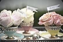 Bryllup bordpynt