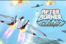 After Burner Climax / After Burner Climax the old fun arcade game we developed on iOS and Android for SEGA