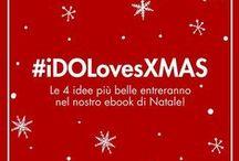 #iDOlovesXMAS / Biscottini allo zenzero, ghirlande luccicanti, biglietti fatti con amore... Cosa state creando di bello per questo Natale?   Seguite l'account di instagram iDOkidswear e partecipate all'iniziativa #iDOlovesXMAX!   Le 4 idee più belle e buone saranno inserite nel nostro eBook di Natale! / by iDO Abbigliamento Bambini