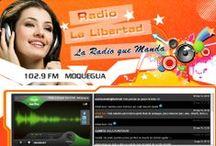 Radio La Libertad 102.9 FM - Moquegua / #Moquegua Radio La Libertad 102.9 FM - Audio en Vivo - Moquegua Peru www.radiolalibertadmoquegua.com