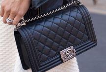 Bags & Clutches / Celine, Chanel, LV, Givenchy, Prada, Chloe, YSL etc.