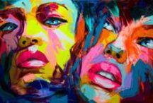 Francoise Nielly / artista