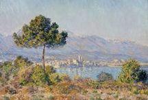 Claude Monet / maestro dell'impessionismo