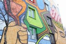 Graffiti / murales