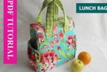 ANZ Patterns - Bag Patterns / Australian and New Zealand Pattern Designers who make patterns for bags.