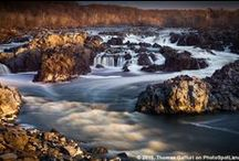 Spots | Waterfalls / Best #photography #waterfalls spots on photospotland.com Visit us and create your spots!