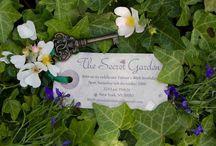 Secret garden birthday / by Little Owl