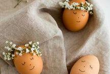 100% Pasqua - 100% Easter / Basta poco per rendere la Pasqua meravigliosa! #HappyEaster   / by iDO Abbigliamento Bambini