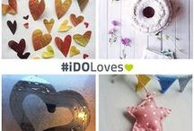 iDO Loves / #iDOloves food, books, art&crafts, kids activicties, creativity and much more!  Tutto quello che ci è piaciuto, riassunto in una board!