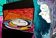 Painting (R.Tashiro) / I'm an aspiring painter. contact: turkish@hotmail.co.jp