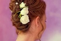Bridal Hair -  Acconciature Glamour / Acconciature da sposa.