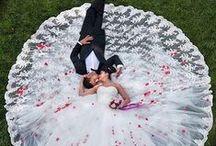 Style / Stili diversi ma stessa emozione, un matrimonio un sogno:)